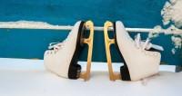 Ретро на коньках: каток на ВДНХ превратился в дискотеку 80-х
