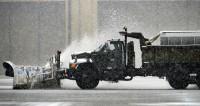 Снегопады в Японии привели к первым жертвам