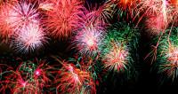 Новогодний рекорд: в ОАЭ запустили салют из крупнейшего снаряда