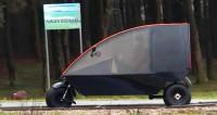 В Беларуси создали первый народный электровеломобиль