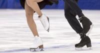 Будущие чемпионы: в Кыргызстане осваивают фигурное катание