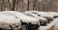 Снежный ураган отрезал Сахалин от большой земли