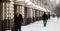 Москва «пожелтела» из-за сильного ветра