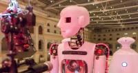 Минобороны проведет конкурс разумных роботов