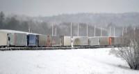 Военно-Грузинскую дорогу закрыли для большегрузов