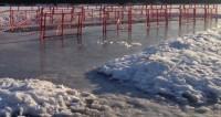 Первый ЧМ по лодочным гонкам на льду стартовал в Китае