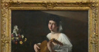 Секреты шедевра Караваджо: «Юноша с лютней» был девушкой с веснушками