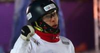 Этап КМ по фристайлу: россиянин Буров победил в лыжной акробатике