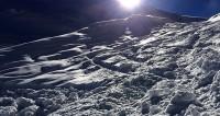 В Хакасии с гор сошла лавина: двое погибших