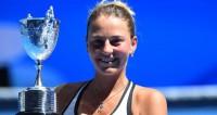 Юная украинка вошла в историю мирового тенниса
