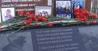 В поселке под Бишкеком почтили память жертв крушения турецкого Boeing