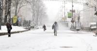 Арктический циклон не выпускает Казахстан из ледяных объятий