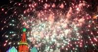 Общий праздник: на улицы Москвы в новогоднюю ночь вышли 2,5 млн человек