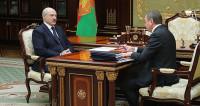 Макей – Лукашенко: Экспорт белорусских товаров вырос на 23%