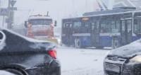 Магаданскую область сковали 40-градусные морозы