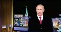 Самой популярной передачей в Латвии стало новогоднее обращение Путина