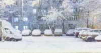 На Сахалин обрушится новый снежный циклон
