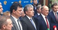 ЦИК зарегистрировала Грудинина кандидатом в президенты