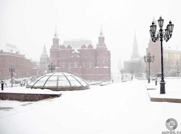 Ночь на 20 января побила температурный рекорд в Москве