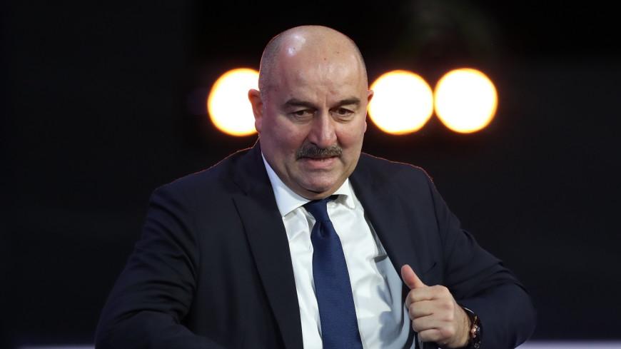 Черчесов назвал цели сборной России на ЧМ-2018