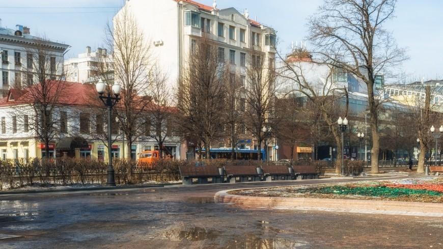 Шторм стихает: «оранжевая» Москва уже в понедельник станет «зеленой»