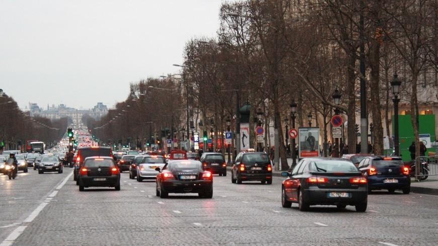 Французские власти ужесточат наказания за нарушение ПДД