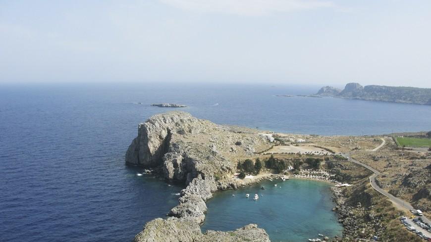 У  греческого острова Антикитера нашли древнюю статую