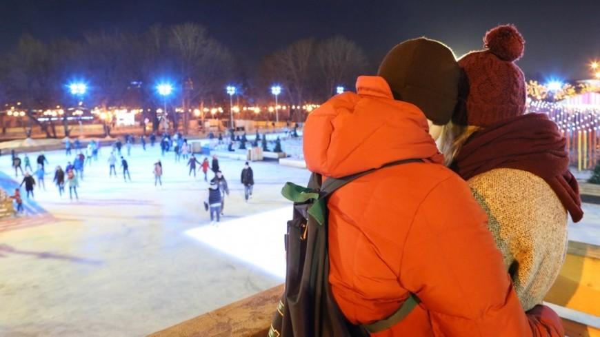 В Татьянин день московские студенты смогут бесплатно сходить на каток