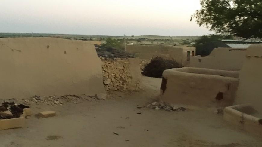 """Фото: Светлана Родина, """"«МИР 24»"""":http://mir24.tv/, пустыня, раскопки, археология, деревня, индия"""