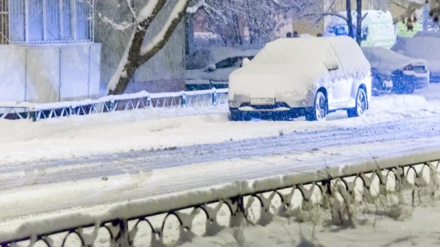 Москва пережила самую холодную ночь этой зимы