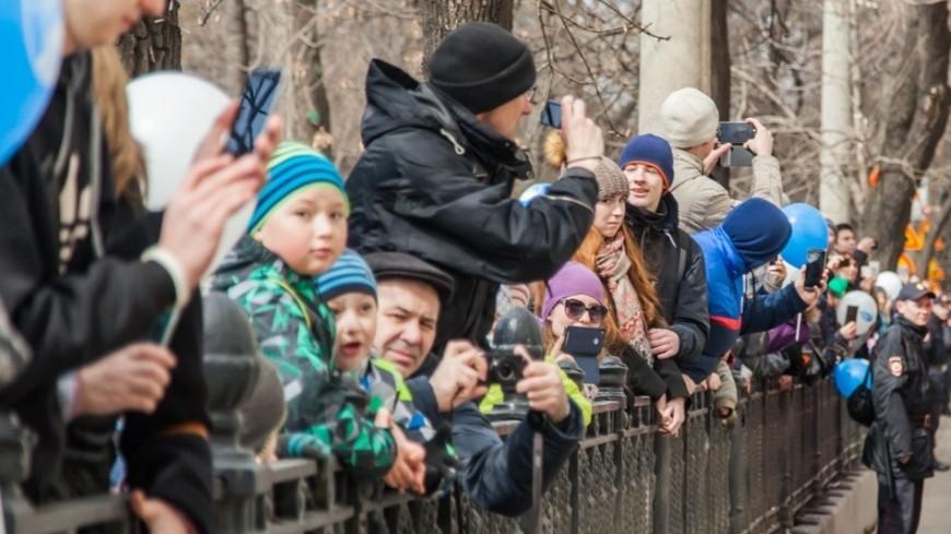 В стране все складывается так, как нужно: ВЦИОМ о настроениях россиян