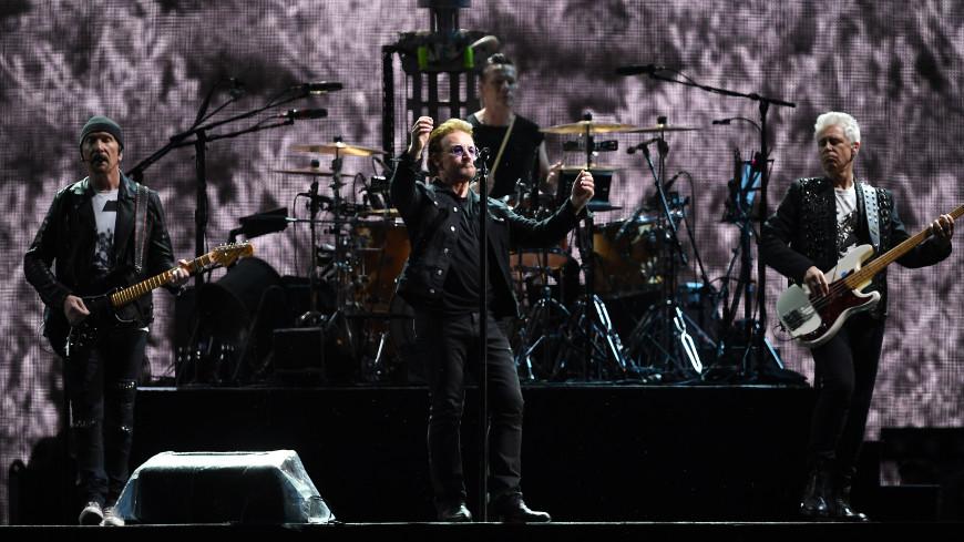 Суд отклонил иск о плагиате к группе U2
