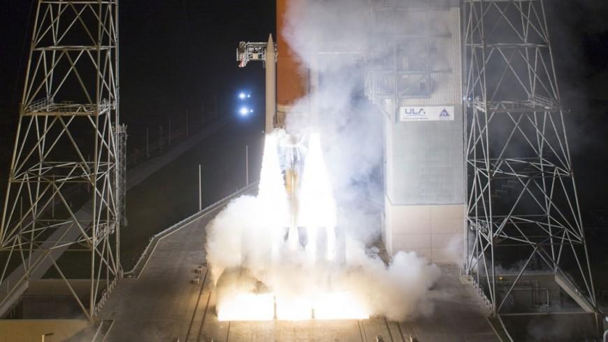 В США отложен запуск ракеты Atlas V с военным спутником