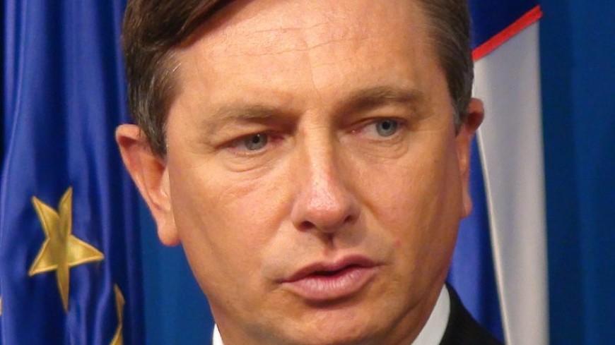 Президентом Словении переизбран Борут Пахор