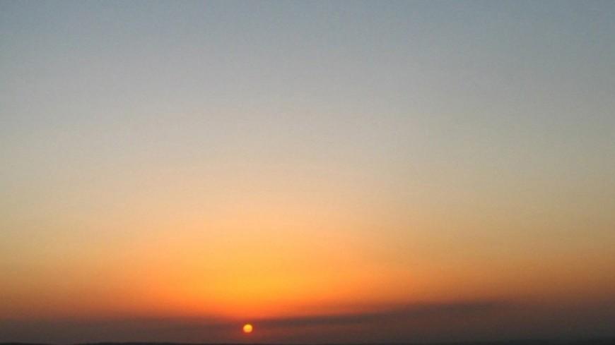 """Фото: Елизавета Шагалова, """"«Мир 24»"""":http://mir24.tv/, солнце, крым, восход, закат"""