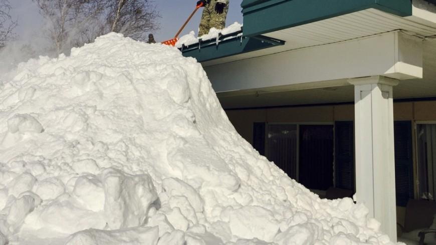 """Фото: Maj. Mark Frank, """"Минобороны США"""":http://www.defense.gov/, зима, снег, снегопад, снегопад в сша, уборка снега"""