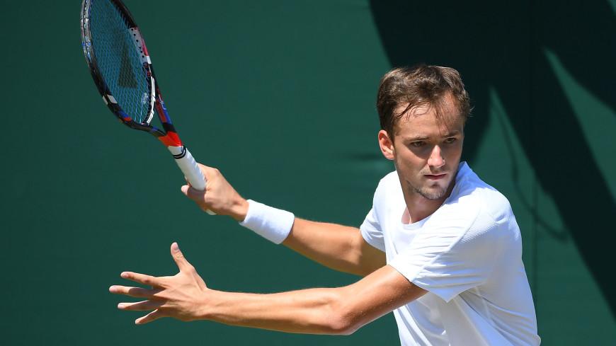 Россиянин Медведев в Сиднее выиграл первый для себя турнир ATP