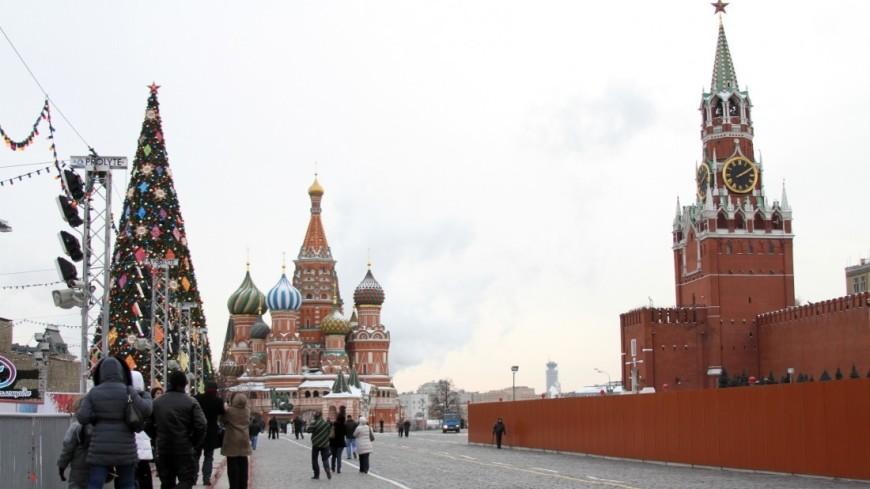 Москва и Петербург стали лидерами российского туристического рейтинга