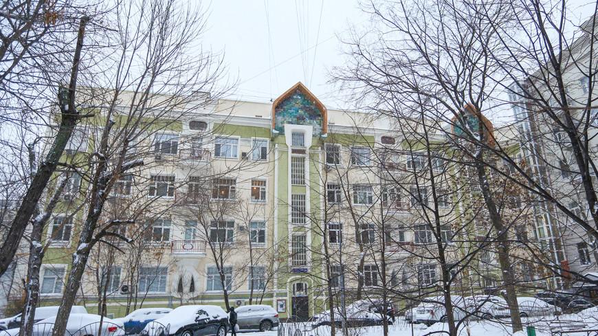Дом Плевако в Москве признали памятником архитектуры