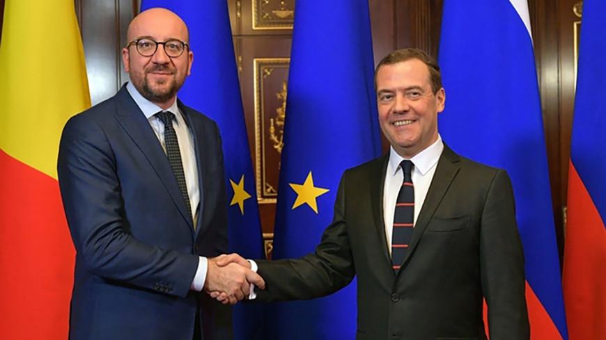 Премьер Бельгии: Нужно возобновить диалог с Россией