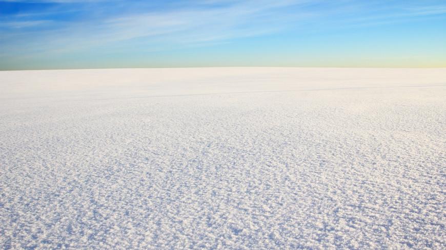 Снегопады в Сахаре признали следствием глобального потепления