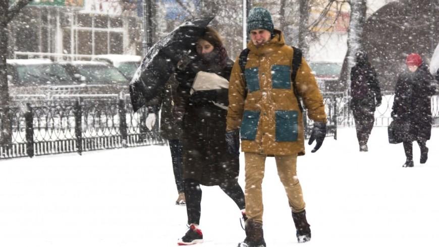 Снег и ветер: Молдова одновременно стала и «желтой», и «оранжевой»