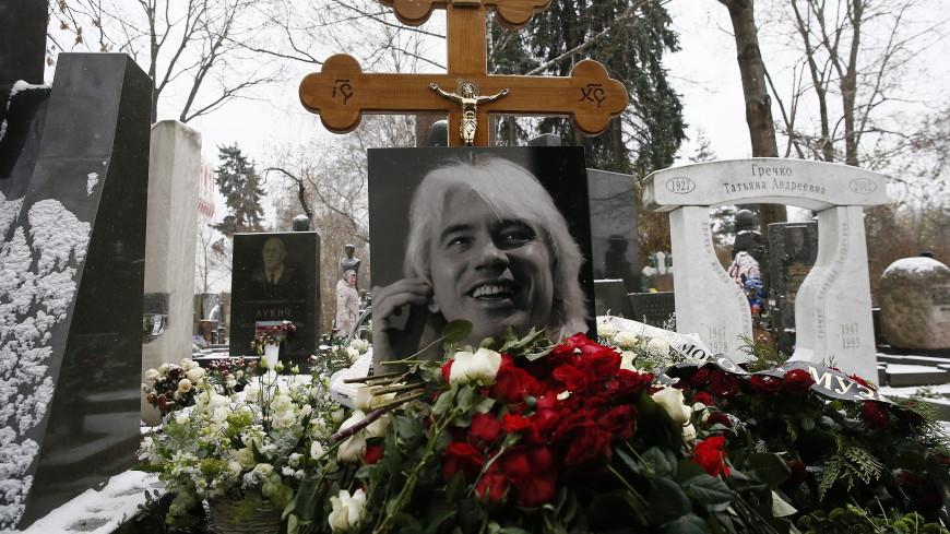Стало известно место захоронения праха Хворостовского