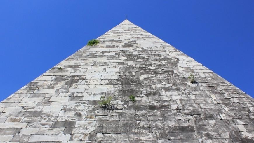 "рим Фото: Дарья Шульга, ""МТРК «Мир»"":http://mirtv.ru/, пирамида цестия, италия, рим"