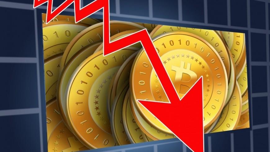 Негативные новости на рынке обрушили цену биткоина до $6,4 тыс.