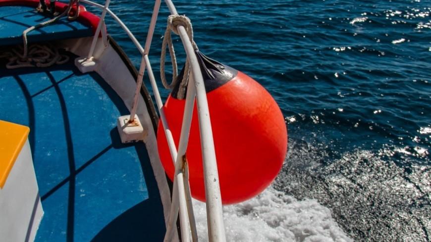 На месте поисков судна «Восток» обнаружены швартовая бухта и буй