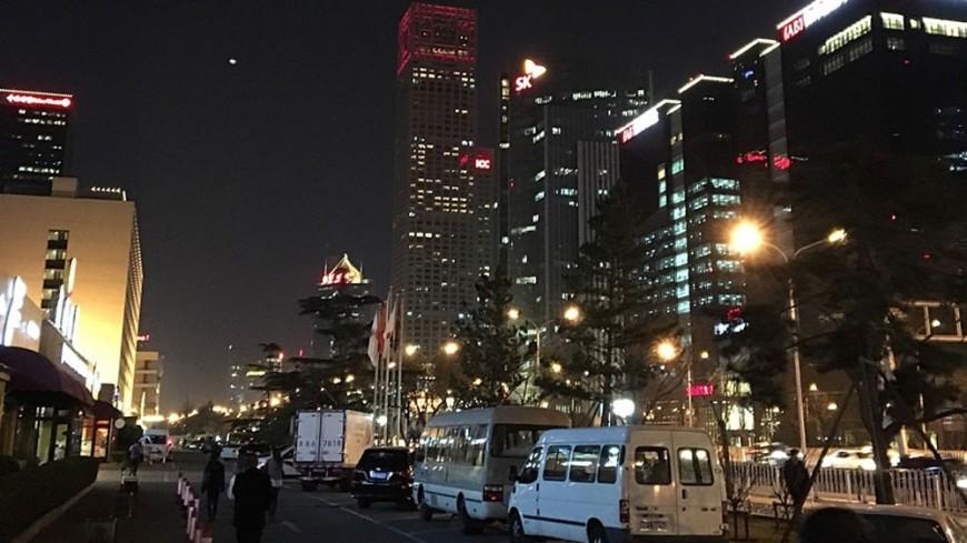 Дождь из осьминогов и креветок обрушился на Китай