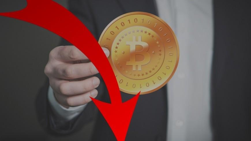 За сутки курс биткоина рухнул на 25%