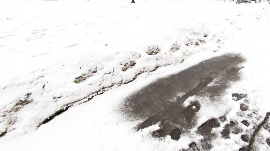 Морозы в Казахстане отступят в начале недели