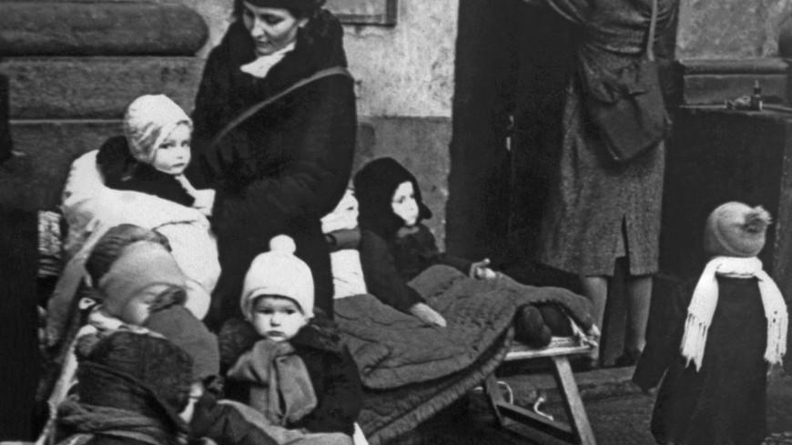 Воспоминания детей блокады: Я прожила в Ленинграде и все смогла снести...